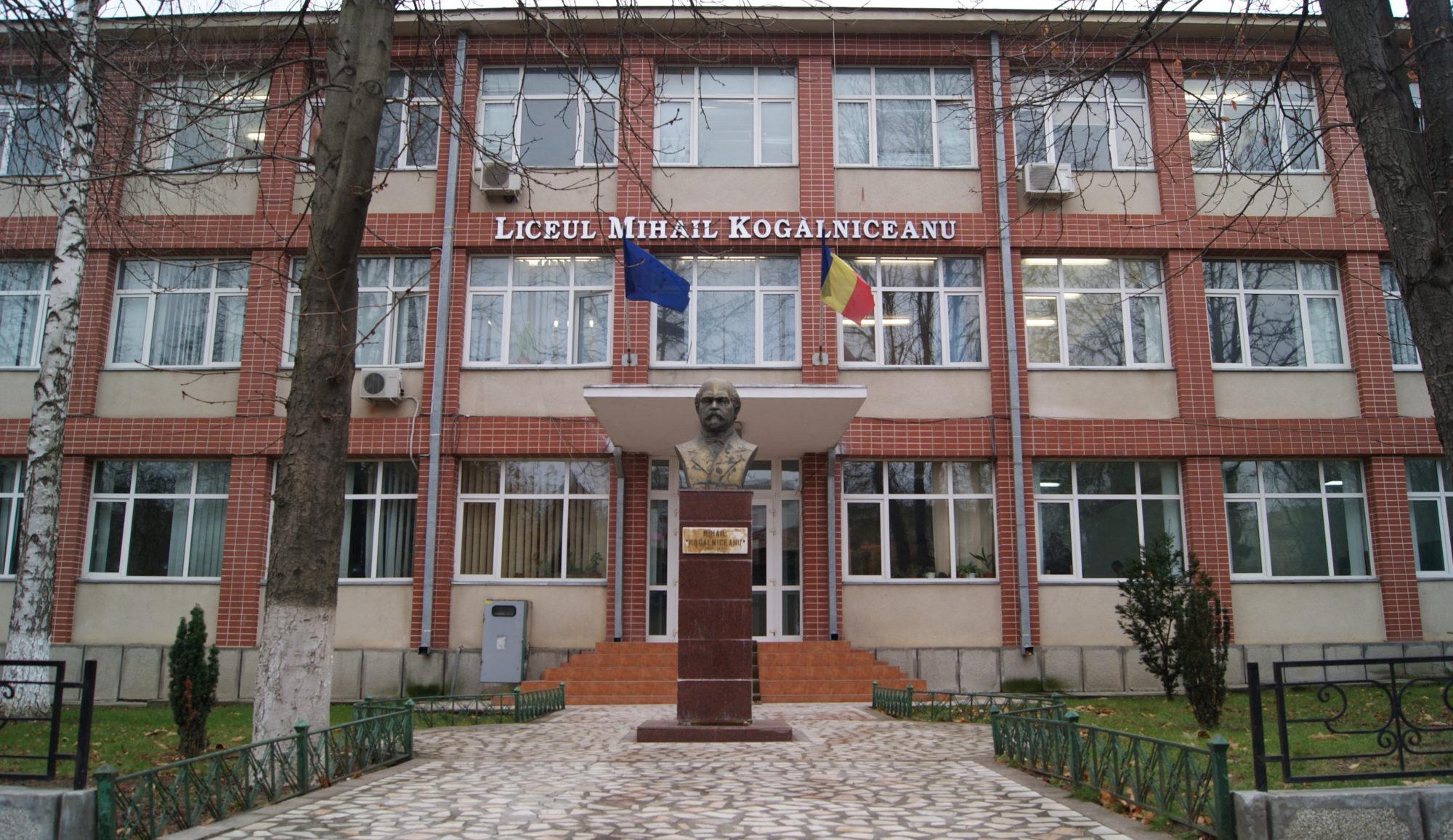 "Liceul Teoretic ""Mihail Kogălniceanu"" Vaslui"